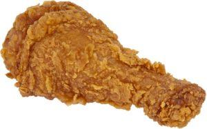 udko z kurczaka w panierce